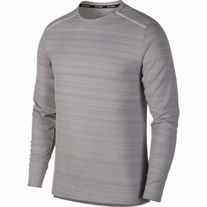Nike Dri-Fit Miler Long-Sleeve Top - Men's