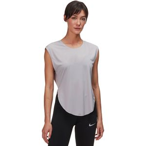 Nike City Sleek Short-Sleeve Top - Women's