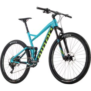 Niner RKT 9 RDO 3-Star XT 1x Complete Mountain Bike - 2018