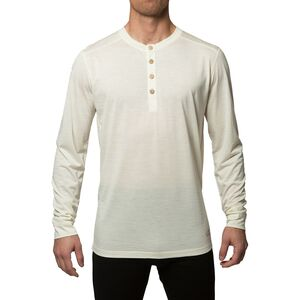 Northern Playground LongSleeve Wool & Silk Top - Men's