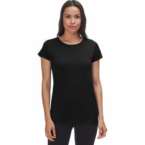 Northern Playground Organic Wool & Silk Short-Sleeve Top - Women's