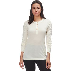 Northern Playground Organic Wool & Silk Long-Sleeve Top - Women's