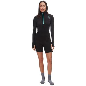 Northern Playground Zipbody Wool One-Piece Baselayer - Women's