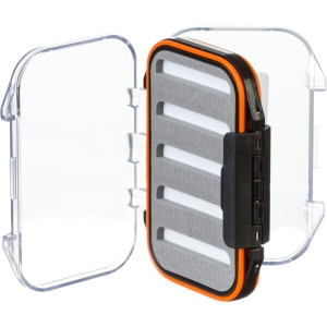 New Phase Midge Waterproof Fly Box - Double Sided