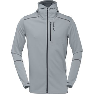 Norrøna Trollveggen Warm Wool1 Full-Zip Hoodie - Men's