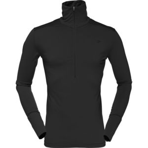 Norrøna Wool Zip Neck Top - Men's