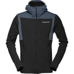 Norrona Falketind Warm1 Stretch Hooded Fleece Jacket - Men's