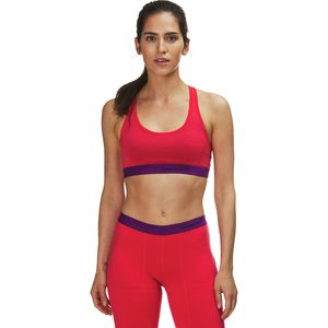 Norrona Wool Crop Top Bra - Women's