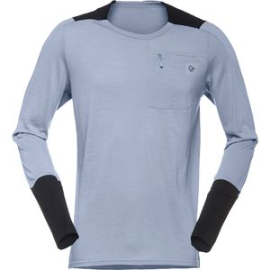 Norrona Skibotn Wool Equaliser Jersey - Long-Sleeve - Men's