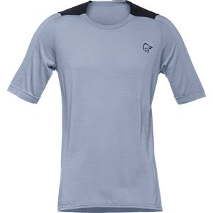 Norrona Skibotn Wool Equaliser Jersey - Short-Sleeve - Men's