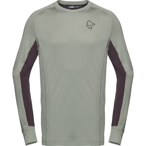 Norrona Fjora Powerwool Long-Sleeve Shirt - Men's