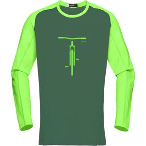 Norrona Fjora Equaliser Lightweight Long-Sleeve Shirt - Men's