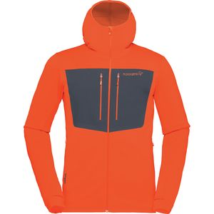 Norrona Lyngen Powerstretch Pro Full-Zip Hoodie - Men's