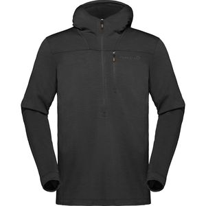 Norrona Svalbard Wool Hooded Jacket - Men's