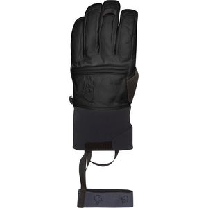 Norrona Røldal Dri Insulated Short Leather Glove
