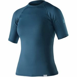 NRS Hydrosilk Short-Sleeve Rash Guard- Women's