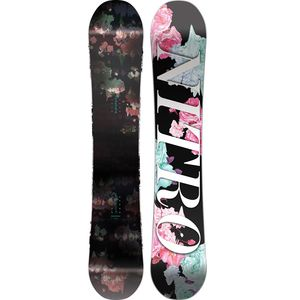 Nitro Fate Flat Out Snowboard - Women's