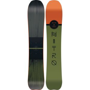 Nitro Mountain Snowboard - Men's