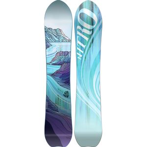 Nitro Drop Snowboard - Women's