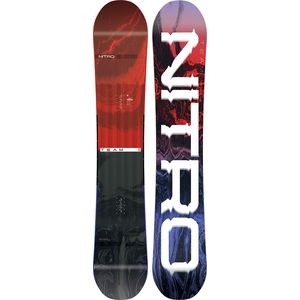 Nitro Team Gullwing Snowboard - Wide