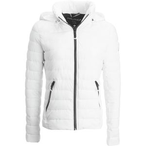 Nautica Stretch Puffer Coat - Women's