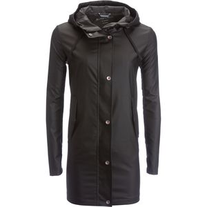 Nautica Traditional Hooded Rain Coat - Women's