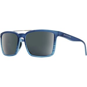 Native Eyewear Four Corners Polarized Sunglasses