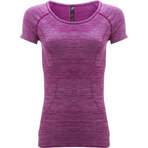90 Degrees Missy Seamless Short-Sleeve Top - Women's