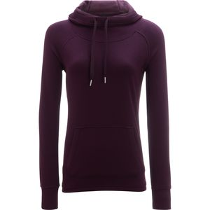 90 Degrees Missy Hooded Pullover Top - Women's