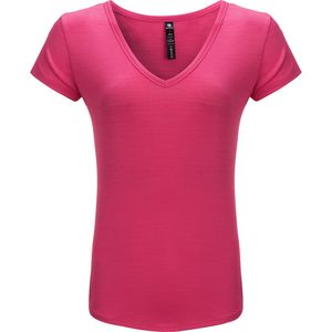 90 Degrees V-Neck Performance T-Shirt - Women's
