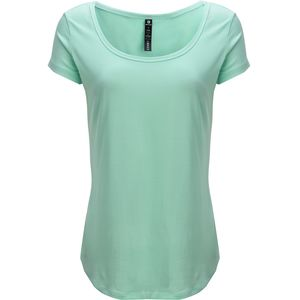 90 Degrees Scoop Neck Performance T-Shirt - Women's