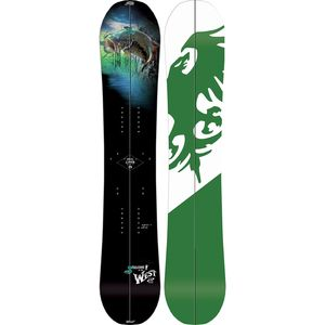 Never Summer West X Splitboard - Wide