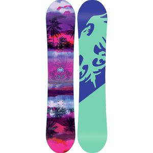 Never Summer Starlet Snowboard - Girls'