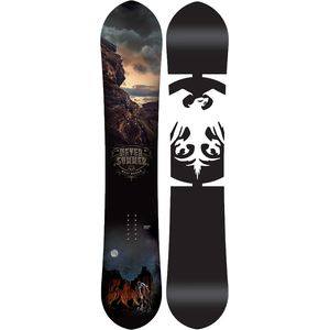 Never Summer West Bound Snowboard - Wide