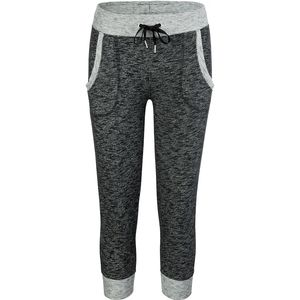 New York Laundry Slub French Terry Capri Jogger - Women's