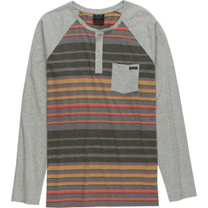 Oakley Howzit Henley Shirt - Men's