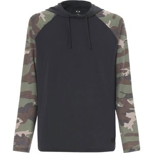 Oakley Lakeside Long-Sleeve Knit Hoodie - Men's