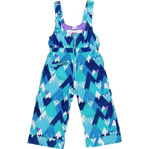Obermeyer Snoverall Print Pant - Toddler Girls'
