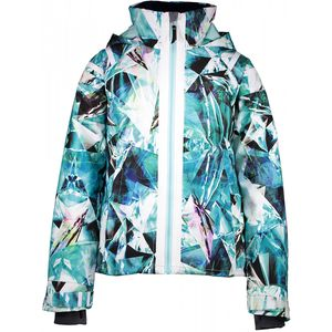 Obermeyer Taja Print Jacket - Girls'