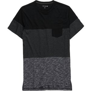 Ocean Current Davinci Indigo Novelty Stripe T-Shirt - Men's