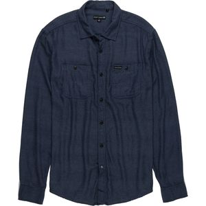 Ocean Current Bea Burnout Flannel Shirt - Men's