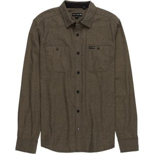 Ocean Current Beaver Woven Flannel Shirt - Men's