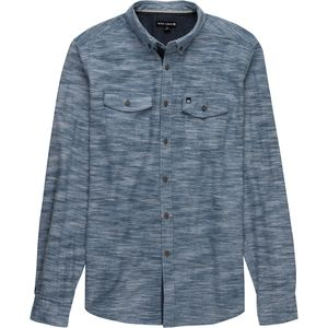 Ocean Current Solar Ind Space Dye Flannel Shirt - Men's