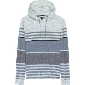 Ocean Current Giles Novelty Stripe Jersey Hoodie - Men's