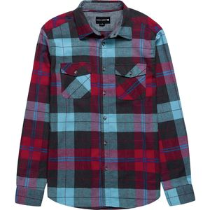 Ocean Current Crockett Plaid Flannel Shirt - Men's