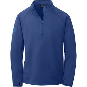 Outdoor Research Radiant LT Zip Top - Men's