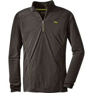 Outdoor Research Sequence Zip-Neck Top - Men's