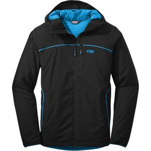 Outdoor Research Razoredge Hooded Insulated Jacket - Men's Top Reviews