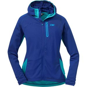 Outdoor Research Transition Hooded Fleece Jacket - Women's