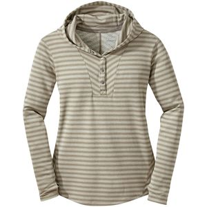 Outdoor Research Keara Hooded Henley Shirt - Women's
